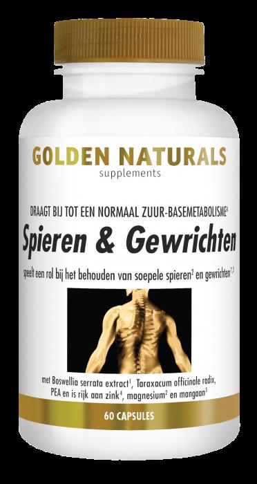 Spieren & Gewrichten 60 capsules