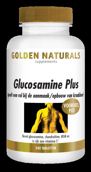 Glucosamine Plus 240 tabletten