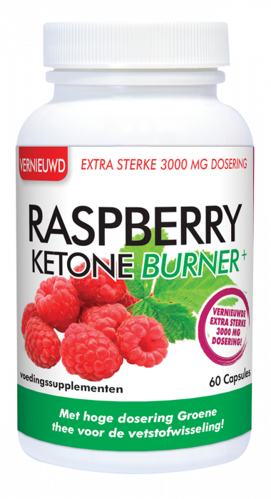 Raspberry Ketone Burner+ 60 capsules