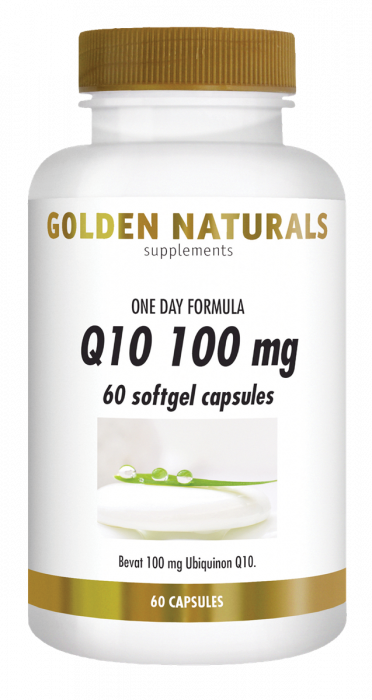 Q10 100 mg 60 softgel capsules