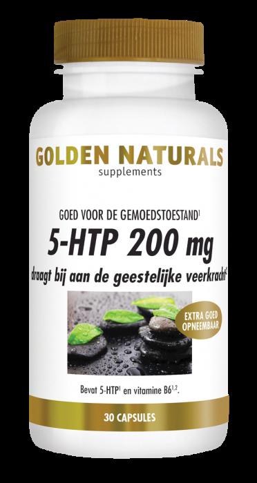5-HTP 200 mg 30 vegetarische capsules
