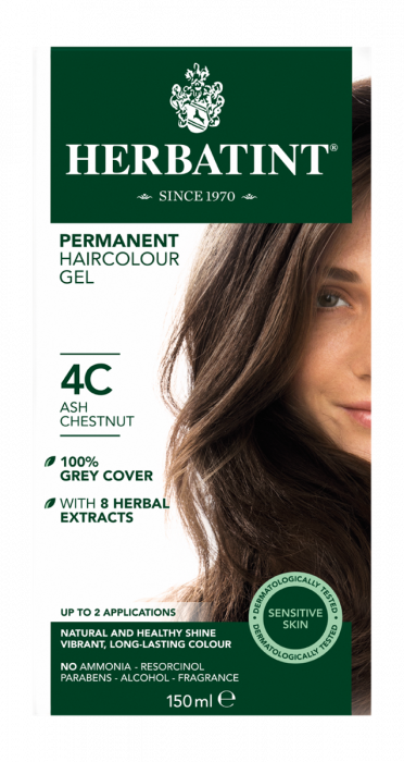 4C Ash Chestnut 150 milliliter
