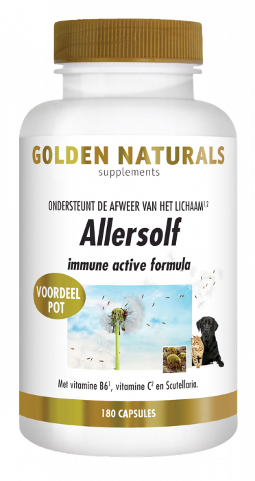 Allersolf 180 capsules