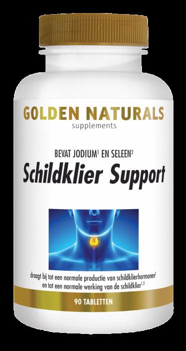 Schildklier Support 90 tabletten