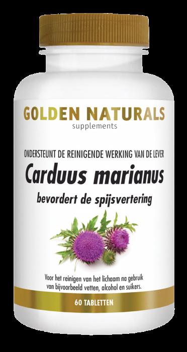 Carduus Marianus 60 veganistische tabletten