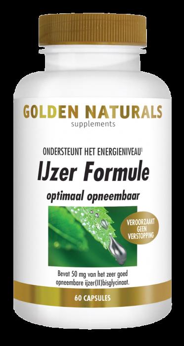 IJzer Formule 60 veganistische capsules
