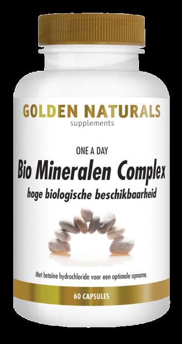 Bio Mineralen Complex 60 vegetarische capsules