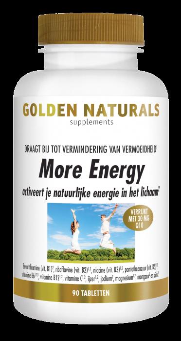 More Energy 90 tabletten
