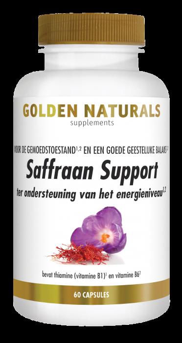 Saffraan Support 60 capsules