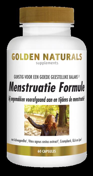 Menstruatie Formule 60 capsules