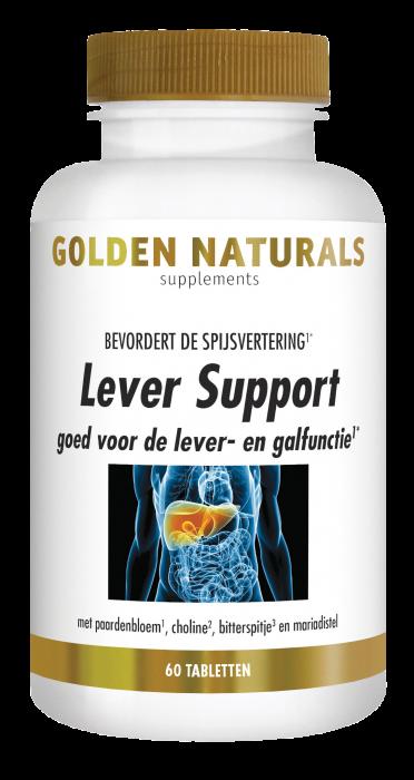 Lever Support 60 veganistische tabletten