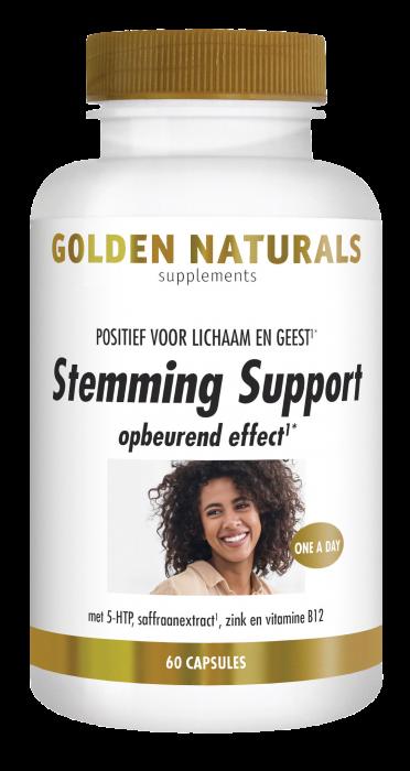 Stemming Support 60 vegetarische capsules