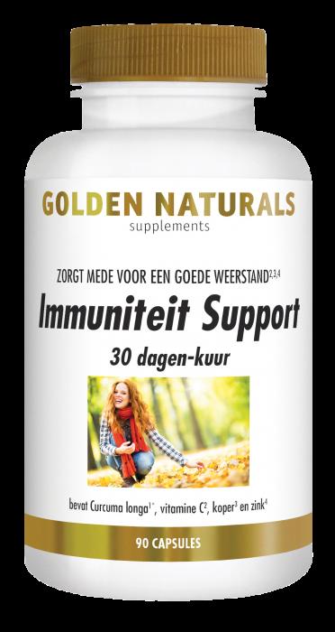 Immuniteit Support 30 dagen-kuur 90 vegetarische capsules