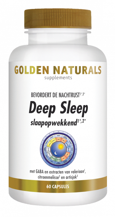 Deep Sleep 60 veganistische capsules