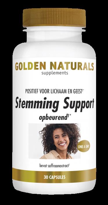 Stemming Support 30 veganistische capsules