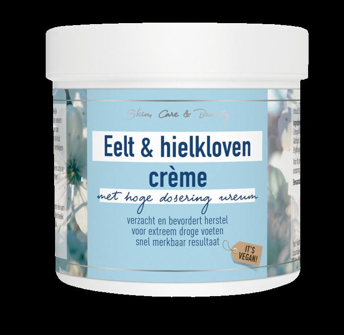 Eelt & hielkloven crème 250 milliliter