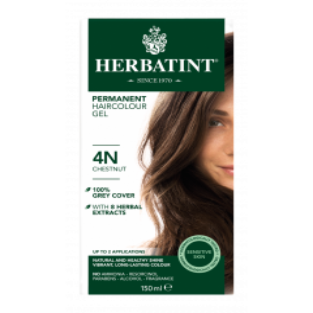 Herbatint 4N Chestnut 150 milliliter