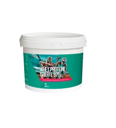 NatuSport Whey Protein Isolate 97% 5 kilogram