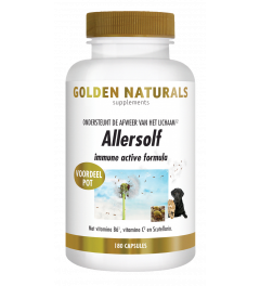Golden Naturals Allersolf 180 capsules