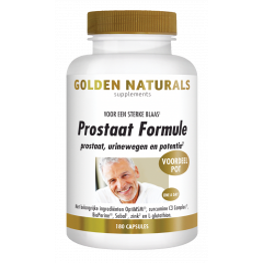 Prostaat Formule 180 veganistische capsules