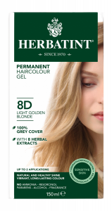 8D Light Golden Blonde 150 milliliter
