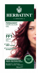 FF1 Flash Fashion Henna Red 150 milliliter