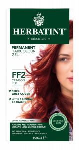 FF2 Flash Fashion Crimson Red 150 milliliter