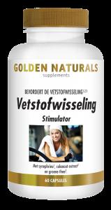 Vetstofwisseling Stimulator 60 capsules