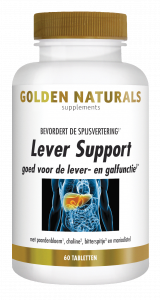 Lever Support 60 veganistische tabletten