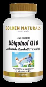 Ubiquinol Q10 60 veganistische capsules