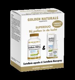 Scutellaria capsules + Scutellaria neusspray 1 duoset