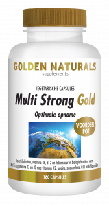 Multi Strong Gold 180 vegetarische capsules