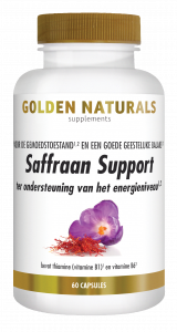 Saffraan Support 60 capsules