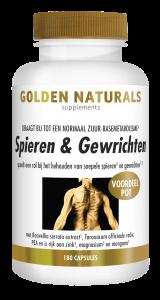 Spieren & Gewrichten 180 capsules