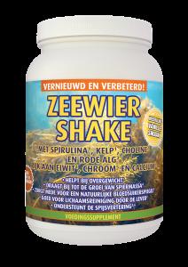 Zeewier Shake 500 gram