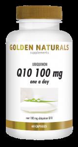 Q10 100 mg 60 softgel capsules