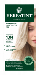 10N Platinum Blonde 150 milliliter