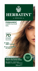 7D Golden Blonde 150 milliliter