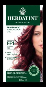 FF1 Flash Fashion Henna Red 150 milliliter