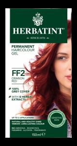 FF2 Flash Fashion Crimson Red 150 milliliter