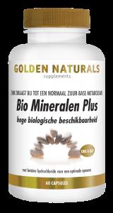 Bio Mineralen Plus 60 veganistische capsules