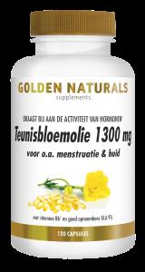 Teunisbloemolie 1300 mg 120 softgel capsules