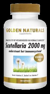 Scutellaria 2000 mg 180 veganistische capsules