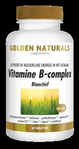Vitamine B-complex 60 veganistische tabletten
