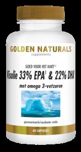 Visolie 33% EPA & 22% DHA 60 softgel capsules