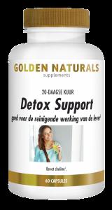Detox Support 60 veganistische capsules