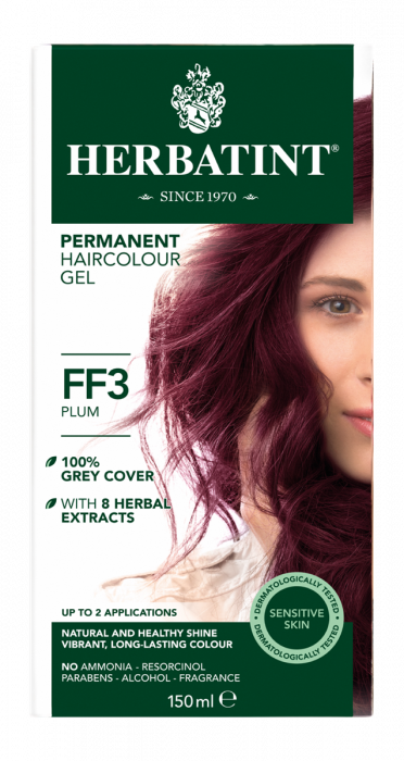 Herbatint FF3 Flash Fashion Plum 150 milliliter