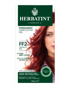 Herbatint FF2 Flash Fashion Crimson Red 150 milliliter