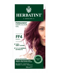 Herbatint FF4 Flash Fashion Violet 150 milliliter