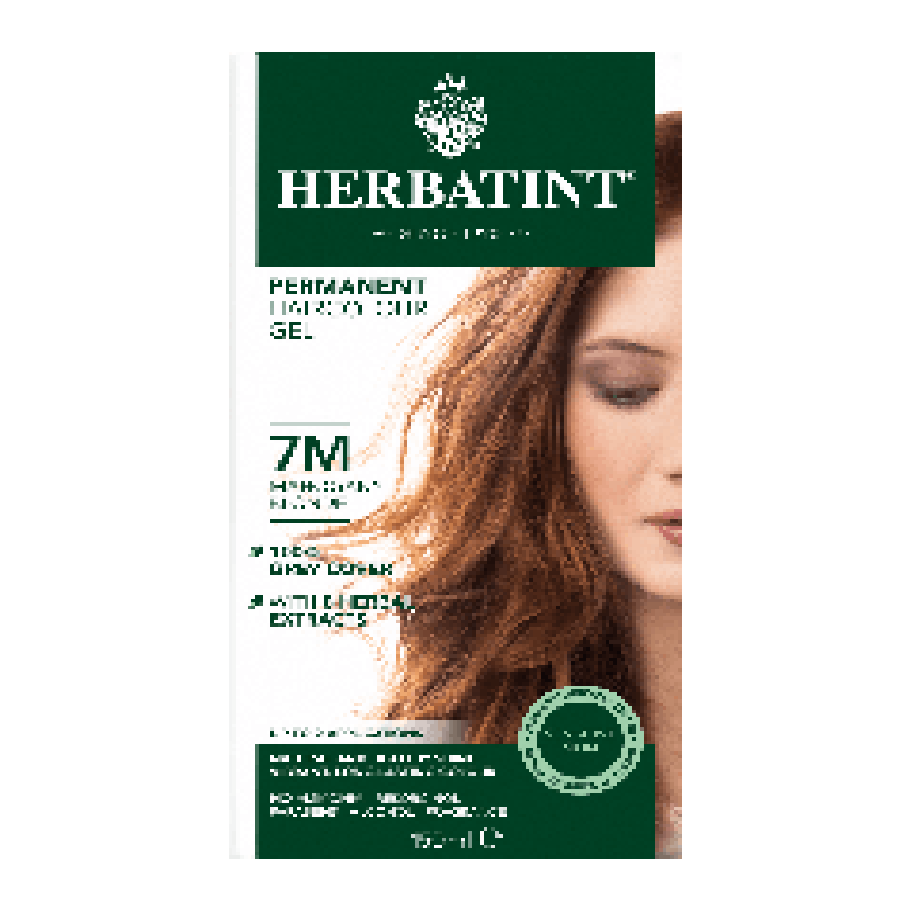 Herbatint 7M Mahogany Blonde 150 milliliter